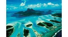 Combiné 3 Iles - Tahiti - Moorea - Bora Bora