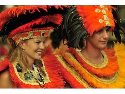 Cérémonie mariage en Polynésie