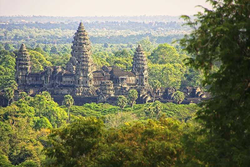top 10 voyages de noces Cambodge