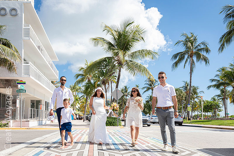 se marier à Miami Floride