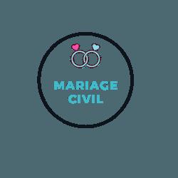 MARIAGE CIVIL a santorin