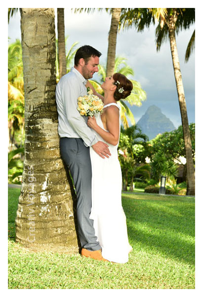 Mariage Justine et Anthony, Pirogue hotel- Ile Maurice