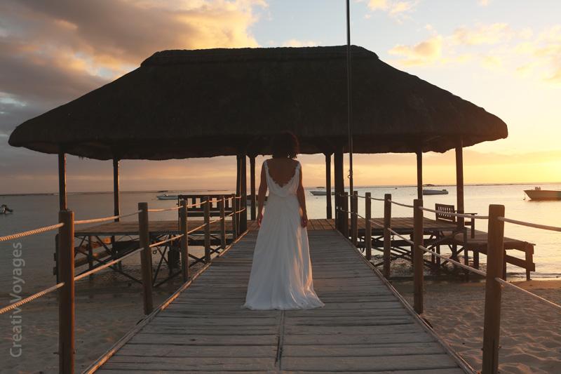 Se marier à l'ile Maurice