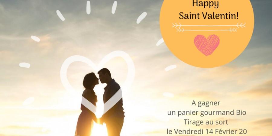 Règlement Jeu Concours Saint Valentin