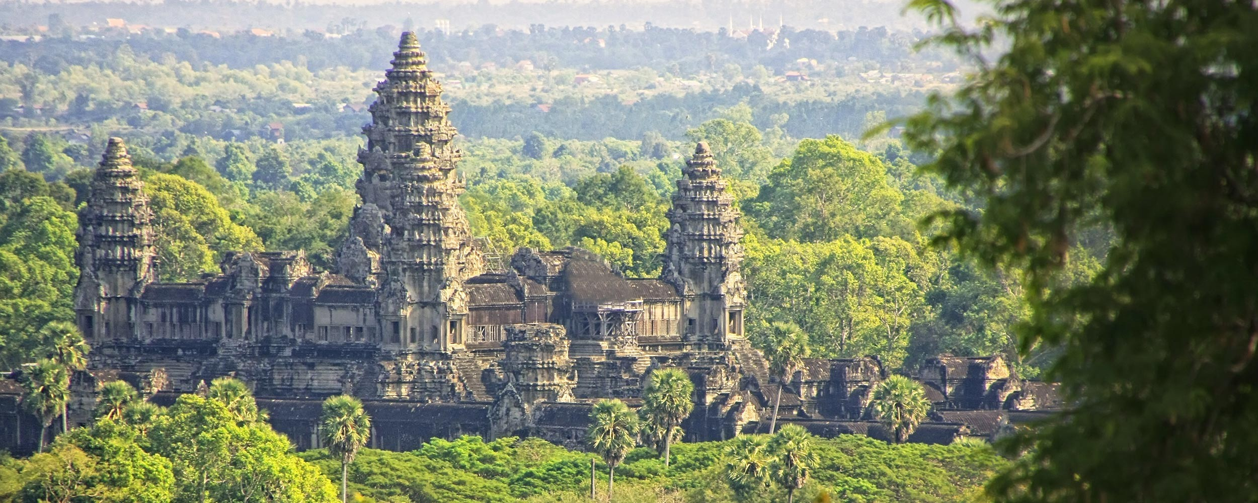 Cambodge temple Angkor Wat