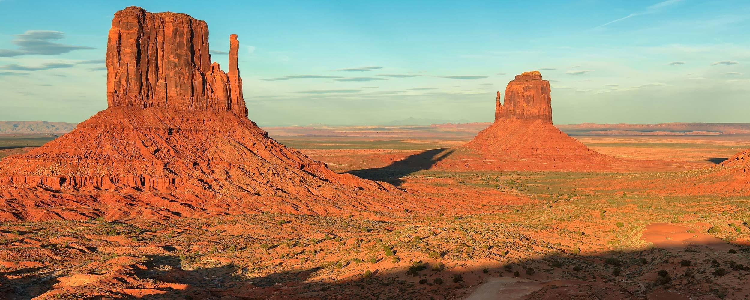 Destination Etats Unis Ouest Americain Monument valley