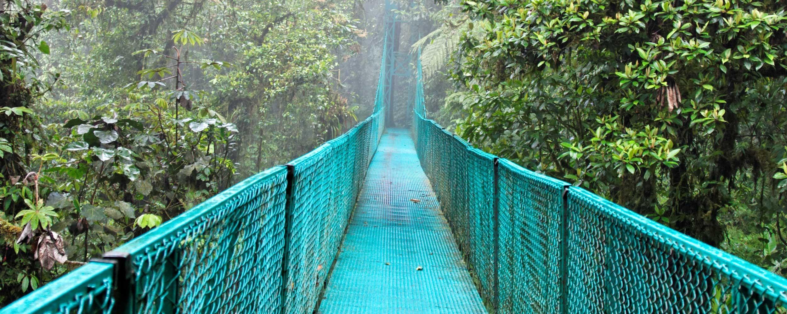 Costa Rica Pont Monteverde