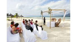 Mariage civil à Hotel  Paradis  Ile Maurice Le Morne