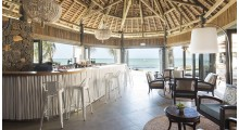 Ile Maurice Hotel Paul Virginie Bar cosy