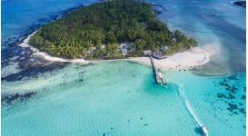Se marier sur une ile paradiasique : Ile des Deux Cocos à l'Ile Maurice