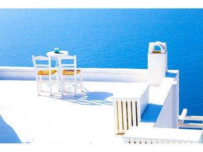 Voyage de noce ile de Santorin