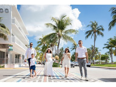 Se marier à Miami