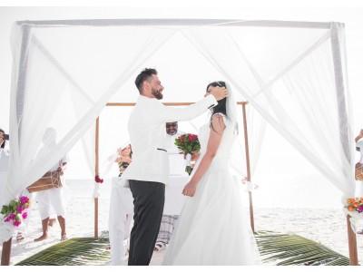 Se marier aux Maldives