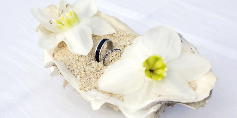 Mon mariage sur fond bleu :  les formalités de mariage à l'Ile Maurice