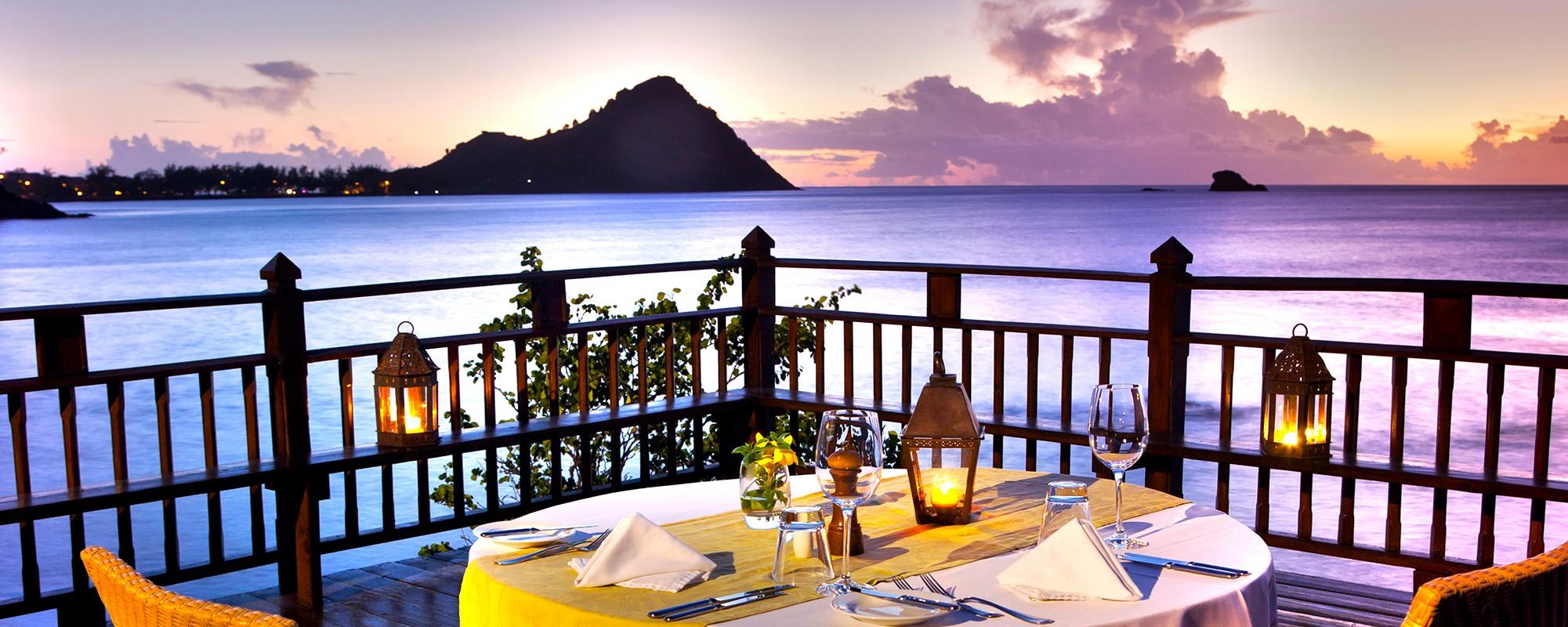 Sainte Lucie, destination honeymoon