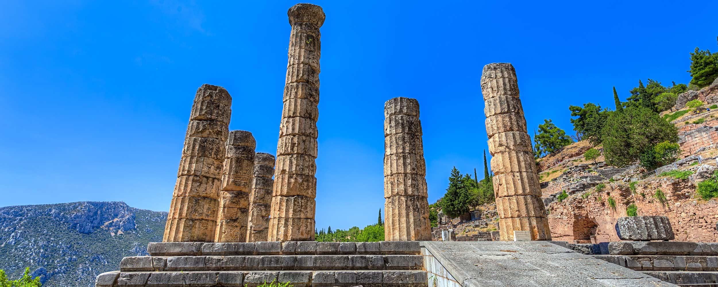 Grèce Delphes