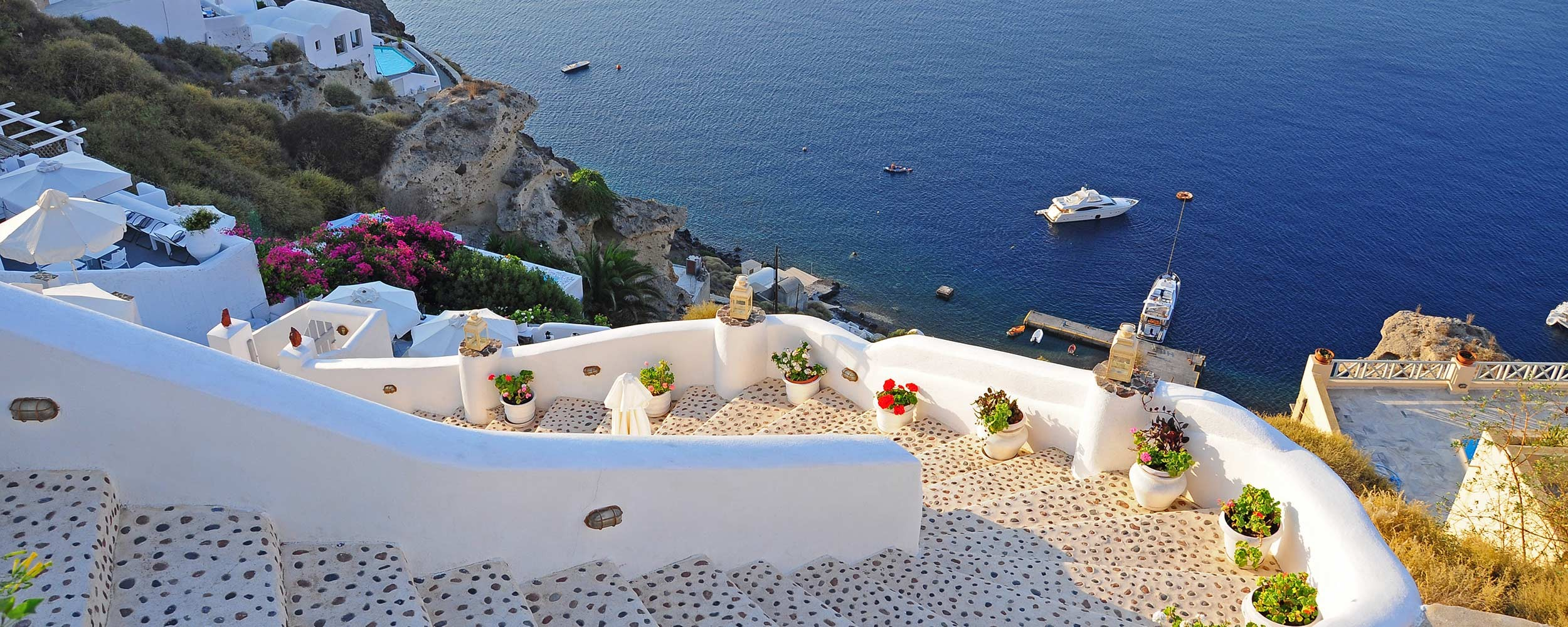 Voyages Iles Cyclades Santorin