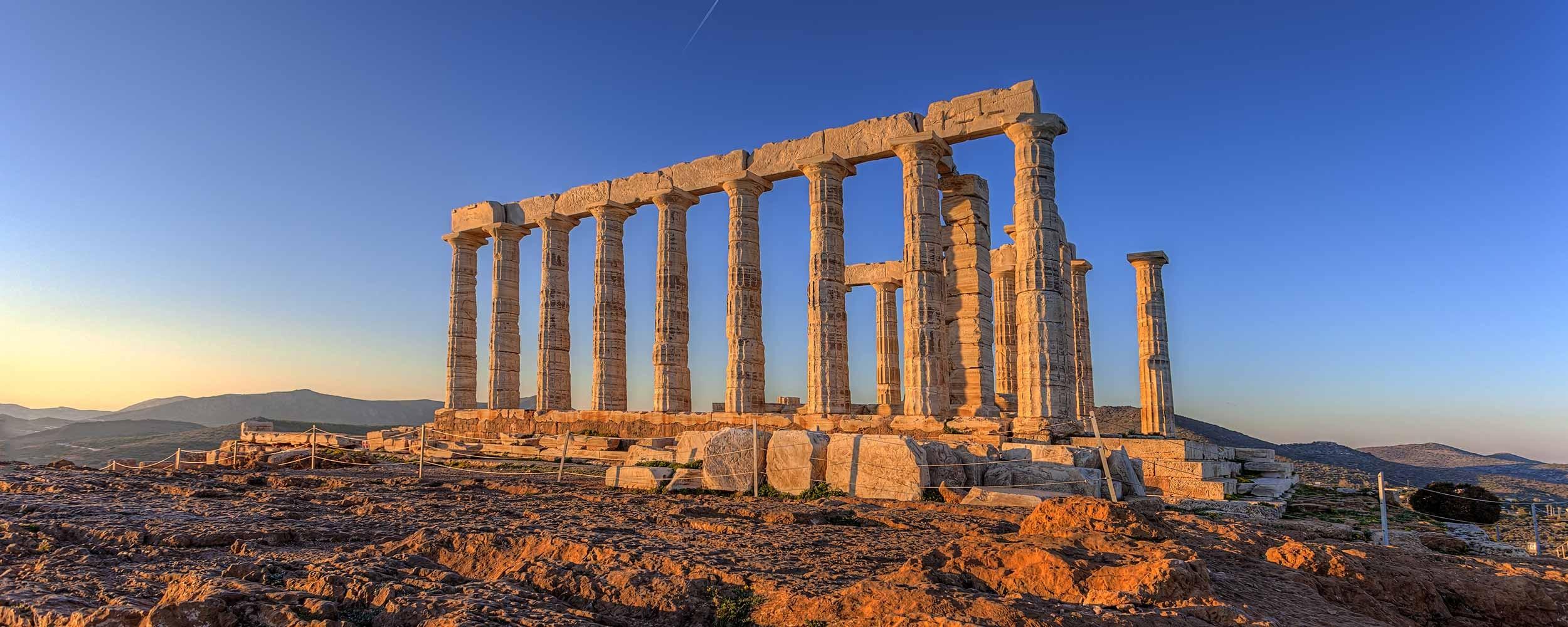 Grèce Cap sounion