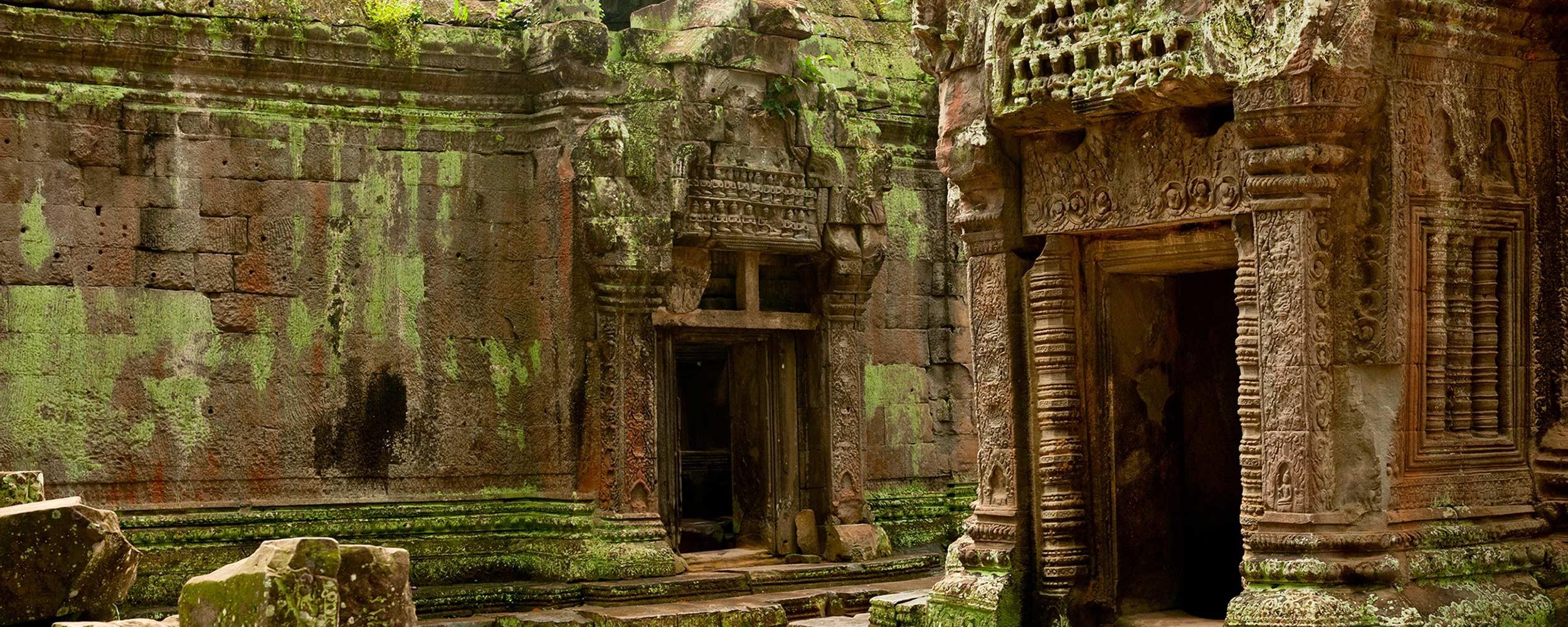 Cambodge Siem Reap ruines