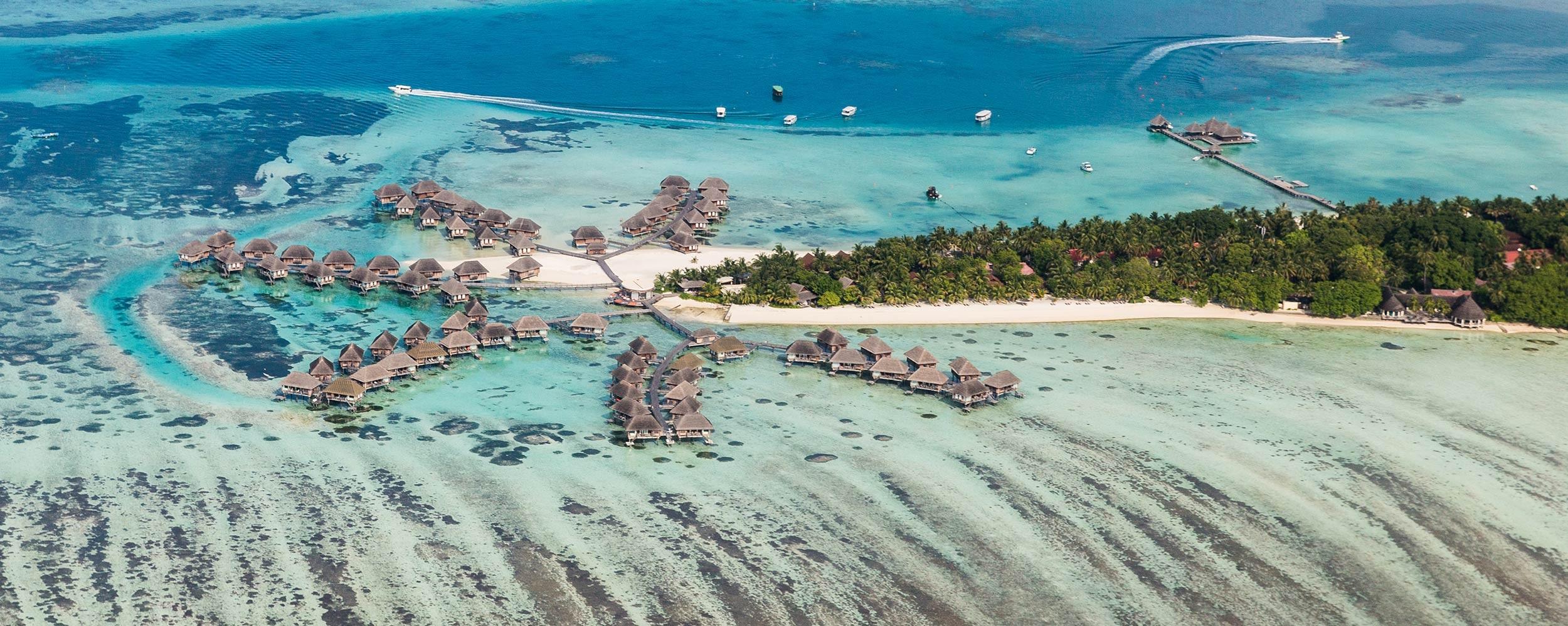 Maldives des atolls à perte de vue